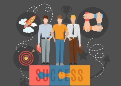 Businessplan Baustein 8 – Unternehmensaufbau